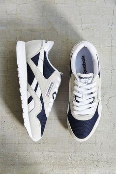 1b6917cc423 Reebok X UO European Nights Classic Nylon Running Sneaker Reebok Clothes