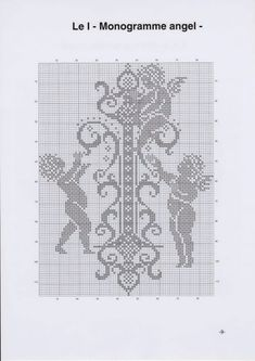"""Photo from album """"алфавит"""" on Yandex. Sewing Art, Filet Crochet, Hobbies And Crafts, Yandex Disk, Views Album, Cross Stitching, Letters, Embroidery, Handmade"""