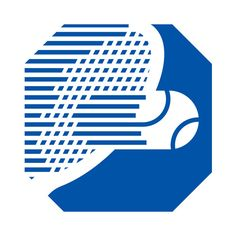 Lance Wyman – Logo for US Open Tennis Center, Flushing Meadows, New York, 1987