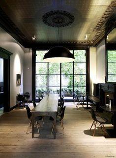 Purple Area: Eames stolen från 1950