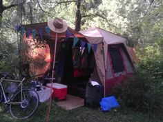The Casbah - Festival Camping