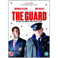 The Guard (2011) directed by John Michael McDonagh