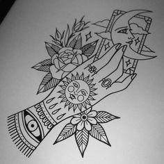 Hand Tattoo Stencils — Hand Tattoos & Home Decor Hand Tattoos Pictures, Hand Tattoo Images, Tattoo Hand, Bild Tattoos, Leg Tattoos, Sleeve Tattoos, Flash Art Tattoos, Tattoo Sketches, Tattoo Drawings