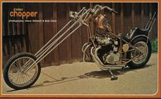 Honda CB750 from Street Chopper