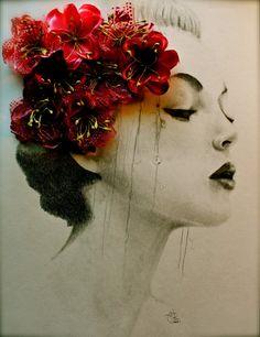 'Grace' by Filiale http://filiale.deviantart.com/