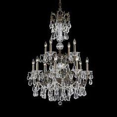 Versailles Chandelier Light In Antique Bronze Finish Http Chandelierspot 542825624 Pinterest