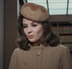 Barbara Parkins in Valley of the Dolls