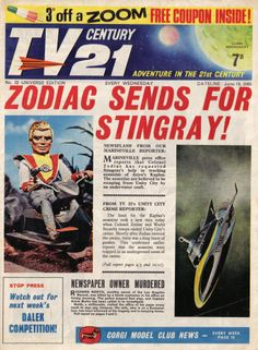 Joe 90, Thunderbirds Are Go, Master Of Puppets, Uk Tv, Classic Sci Fi, Fun Comics, Pulp Fiction, Comic Covers, Childhood Memories