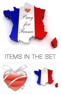 """Prayers to Paris"" by kmlvr9 ❤ liked on Polyvore featuring art"