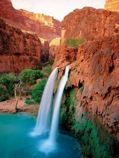 Grand Canyon again... I just want to search for waterfalls everywhere jpaterson