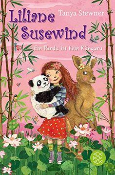 Liliane Susewind - Ein Panda ist kein Känguru von Tanya Stewner http://www.amazon.de/dp/3596809223/ref=cm_sw_r_pi_dp_rjpMwb1BB24T8