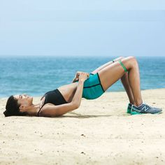 The T & A Workout: Tone your tush and sculpt your abs!