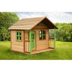 Cabane pour enfant en bois MILAN - Axi