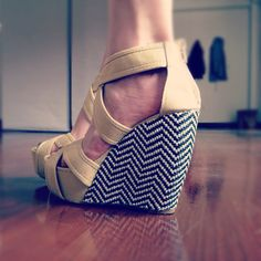 Wear these wedges on the daily.