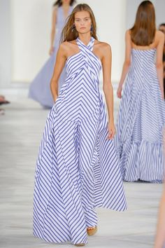 Ralph Lauren Spring Summer 2016 Full Fashion Show [runway] – Bloginvoga | The Latest Fashion News and Trends