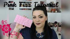 "Pink fizz "" Sunrise "" tutoriel Makeup révolution"