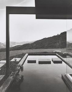 Singleton House, 1960 Los Angeles, CA / Richard Neutra, architect © Julius Schulman