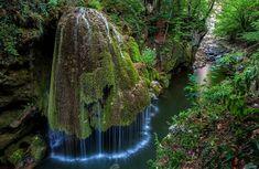 Waterfall.Romania
