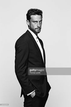 Italian footballer Claudio Marchisio is photographed for GQ Italy on April 22, 2014 in Turin, Italy.