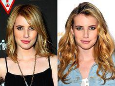 Emma Roberts Shorter or Longer? from People Magazine www.hairadvisor.ca
