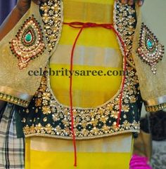 Mugdha's Latest Blouses 2014 | Saree Blouse Patterns