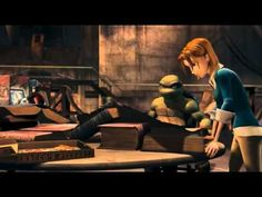 Tartarugas Ninja O RETORNO (Filme completo) Dublado