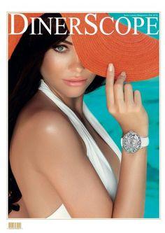 DINERSCOPE Summer 2016 Summer 2016, Magazine, Luxury, Fashion, Moda, Fashion Styles, Magazines, Fasion