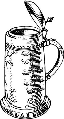 1000 images about tankard on pinterest ales pewter and beer stein. Black Bedroom Furniture Sets. Home Design Ideas