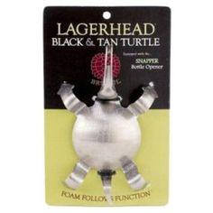 Lagerhead 1011 Black & Tan Turtle
