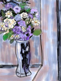 Suzanne Valadon Renoir, Maurice Utrillo, France Art, Muse, Painter Artist, Post Impressionism, Botanical Drawings, Classical Art, Watercolor Flowers