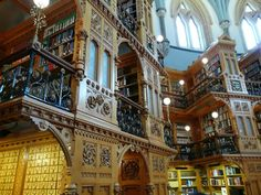 Library of Parliament, Ottowa, Canada