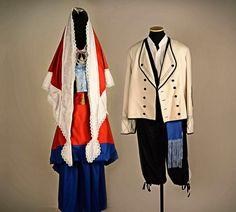 """Exposición de trajes vascos en el """"Museo Nacional del Arte Decorativo"""" de Argentina"""