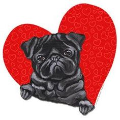 Shop Pug Jewellery from CafePress. Mops Tattoo, Perro Shih Tzu, Pug Tattoo, Black Pug, Pug Puppies, Pug Love, New Puppy, T Rex, Dog Art