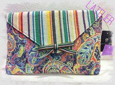 Bolso cartera de mano
