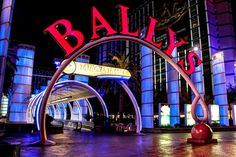 ❥ Bally's Hotel & Casino