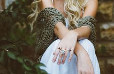 Women's bohemian accessories, handpicked from around the world