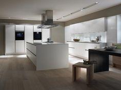 SieMatic S2 modern kitchen cabinets