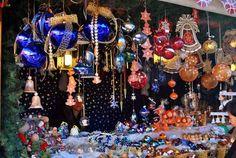 Rothenburg ob der Tauber, Germany, Christmas market