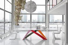 Table en céramique Protis