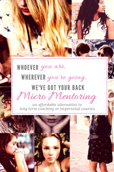 Micro-Mentoring One Hour Coaching Program. We know that everyone has their very own specific issues with what to do first, growth, planning or goals. Or perhaps a business issue with social media, email lists, marketing, monetising and all manner of other frustrations. And courses do help with that. But finding a specific course to answer your particular question can be impossible and they're so general…. #lifecoaching #lifestylecoach #businesscoach #blogcoach #onlinebusiness #coach