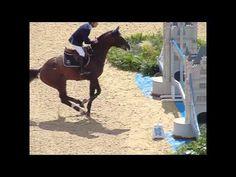 London 2012 Jumping Horses. SO COOL.