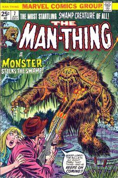My favorite all time comic book! Man-Thing! Man-Thing_07-01.jpg (900×1361)