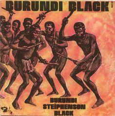 Burundi Steïphenson Black - Burundi Black
