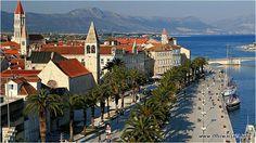 CHORWACJA - miasteczko Trogir, byłam tam gdy byłam mała - piekne miasto polecam na wakacje !!!!