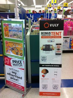 Guess what?! Vuly Trampolines are officially launched in Toys R Us stores in Canada! In fact, you can now find us in all 75 stores across the country!