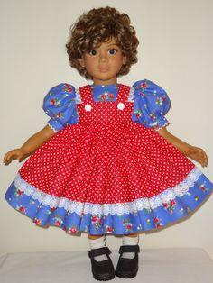 Dress for 23 inch My Twinn Doll by SewbeitsDollWear on Etsy