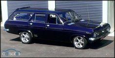 1967 Holden HR HR Premier