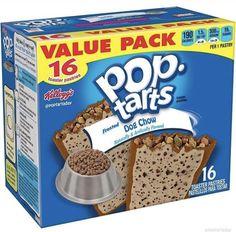 Pop Tart Flavors, Oreo Flavors, Funny Food Memes, Food Humor, Gross Food, Weird Food, Breakfast Meme, World's Best Food, Tart Collections