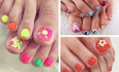 Toe Nail Designs Pictures Picture 51 adorable toe nail designs for this summer stayglam Toe Nail Designs Pictures. Here is Toe Nail Designs Pictures Picture for you. Nail Designs Toenails, Cute Toe Nails, Pedicure Designs, Manicure E Pedicure, Toe Nail Art, Fun Nails, Pedicure Ideas, Nail Designs 2015, Nail Designs Pictures