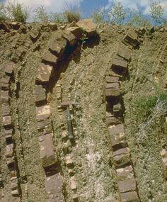Landslides - Rock Affected by Soil Creep